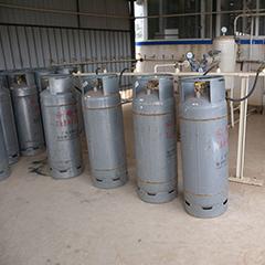 干冰厂专用丙烷汇流排液氮